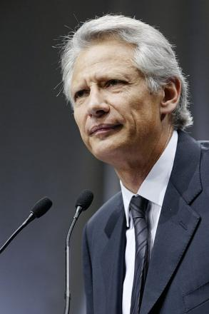 Picture of quotation author Dominique de Villepin
