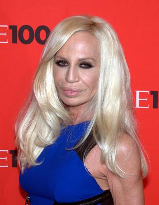 Picture of quotation author Donatella Versace
