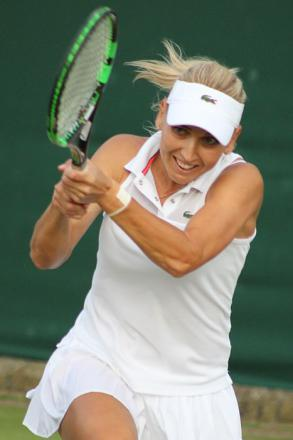 Picture of quotation author Elena Vesnina