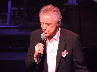 Picture of quotation author Frankie Valli
