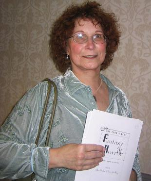 Picture of quotation author Joan D. Vinge