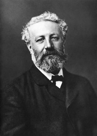 Picture of quotation author Jules Verne