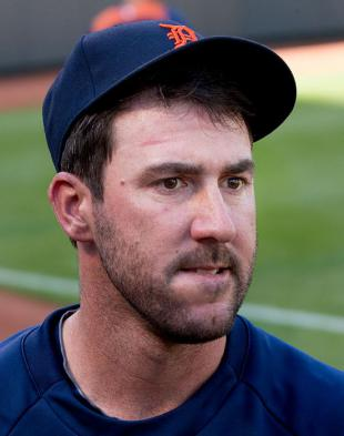 Picture of quotation author Justin Verlander
