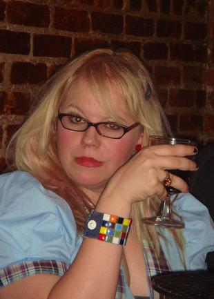 Picture of quotation author Kirsten Vangsness