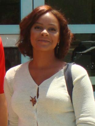 Picture of quotation author Lark Voorhies