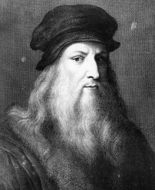 Picture of quotation author Leonardo da Vinci