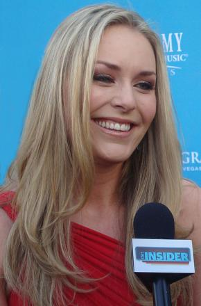 Picture of quotation author Lindsey Vonn
