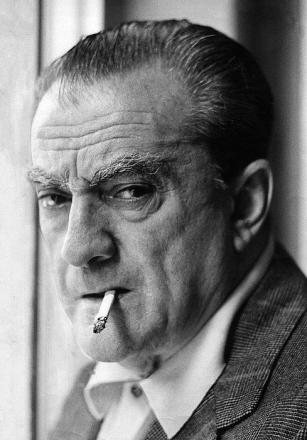 Picture of quotation author Luchino Visconti