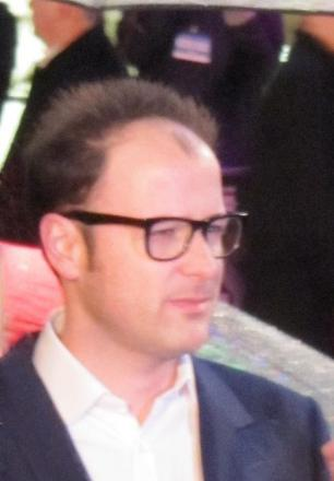 Picture of quotation author Matthew Vaughn