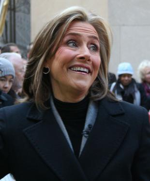 Picture of quotation author Meredith Vieira