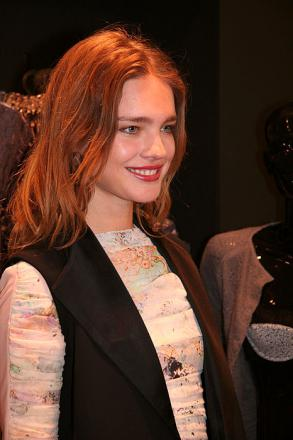 Picture of quotation author Natalia Vodianova