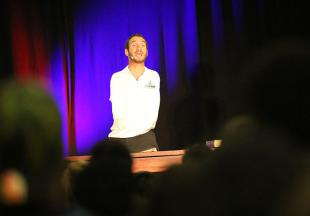 Picture of quotation author Nick Vujicic
