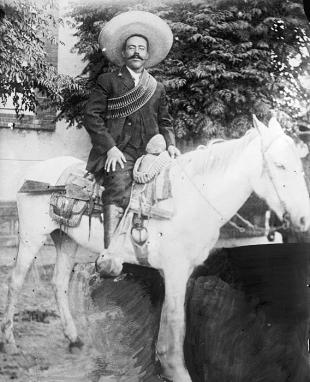 Picture of quotation author Pancho Villa