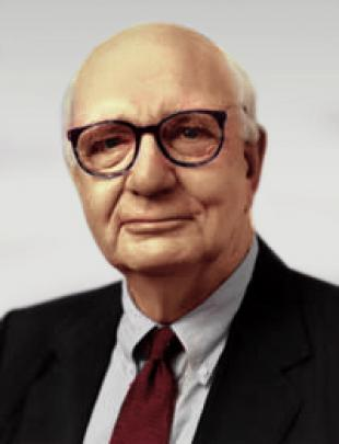 Picture of quotation author Paul A. Volcker