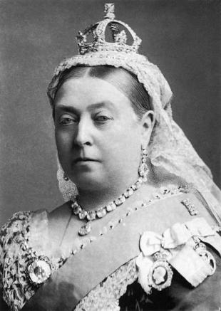 Picture of quotation author Queen Victoria