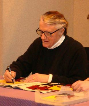 Picture of quotation author Robert Vaughn
