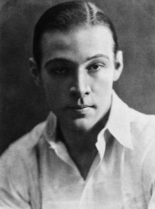 Picture of quotation author Rudolph Valentino