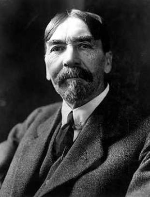 Picture of quotation author Thorstein Veblen