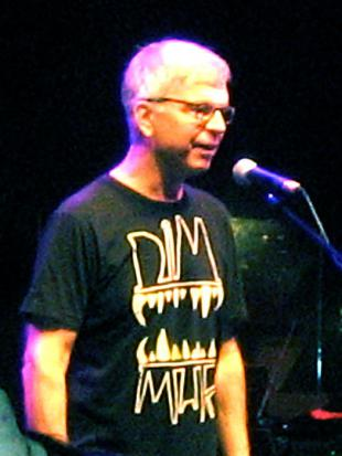 Picture of quotation author Tony Visconti