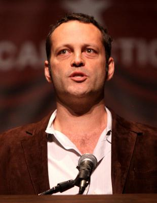 Picture of quotation author Vince Vaughn