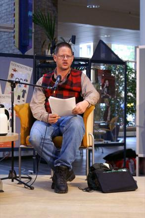 Picture of quotation author William T. Vollmann