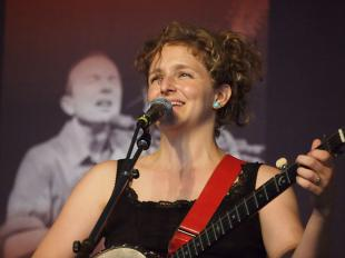 Picture of quotation author Abigail Washburn