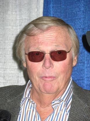 Picture of quotation author Adam West