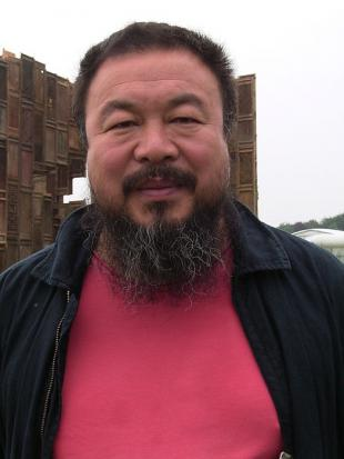 Picture of quotation author Ai Weiwei