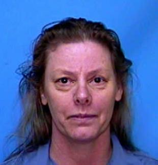 Picture of quotation author Aileen Wuornos
