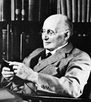 Picture of quotation author Alfred North Whitehead
