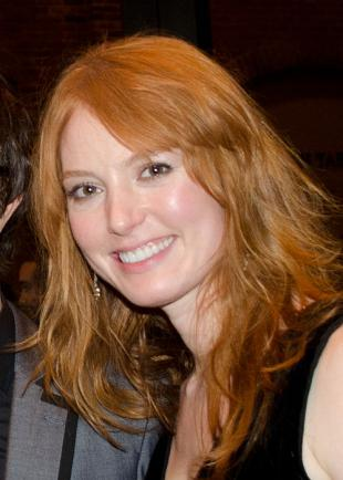 Picture of quotation author Alicia Witt