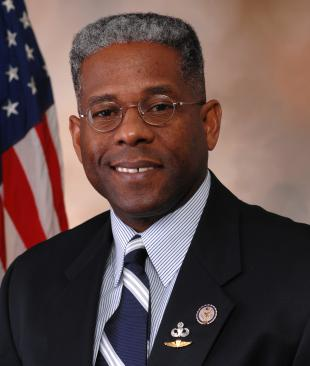 Picture of quotation author Allen West