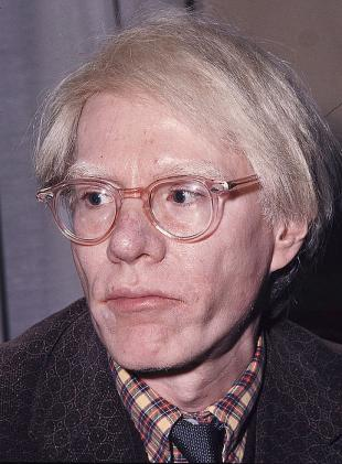 Picture of quotation author Andy Warhol