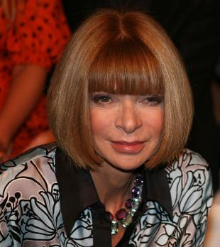 Picture of quotation author Anna Wintour