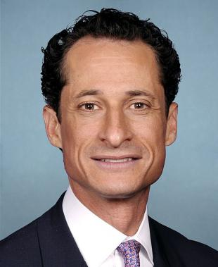 Picture of quotation author Anthony Weiner
