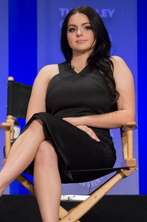 Picture of quotation author Ariel Winter
