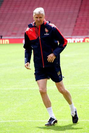 Picture of quotation author Arsene Wenger