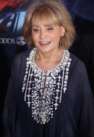 Picture of quotation author Barbara Walters