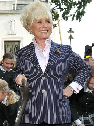 Picture of quotation author Barbara Windsor