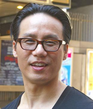 Picture of quotation author BD Wong