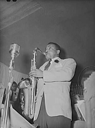Picture of quotation author Ben Webster