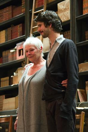 Picture of quotation author Ben Whishaw