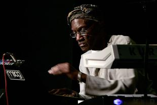 Picture of quotation author Bernie Worrell