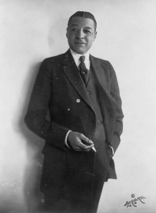 Picture of quotation author Bert Williams