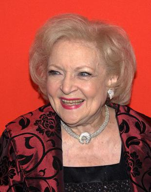 Picture of quotation author Betty White