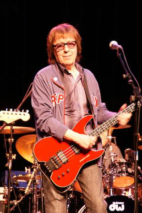Picture of quotation author Bill Wyman