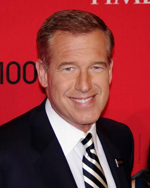 Picture of quotation author Brian Williams