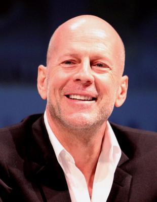 Picture of quotation author Bruce Willis