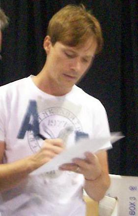 Picture of quotation author Bryan White