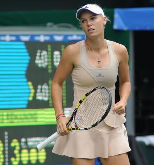 Picture of quotation author Caroline Wozniacki